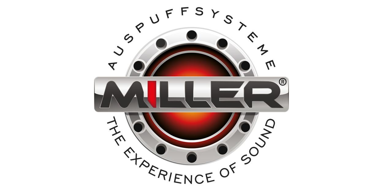Miller Auspuffsystem
